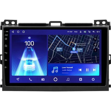Автомагнитола Toyota Land Cruiser Prado 120/150/155 Андроид/Android