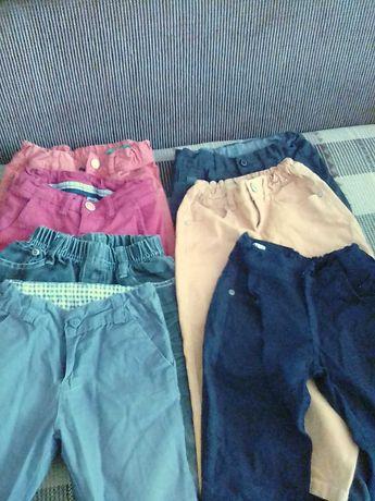 Дънки за момче 5-6 г., различни цветове, запазени