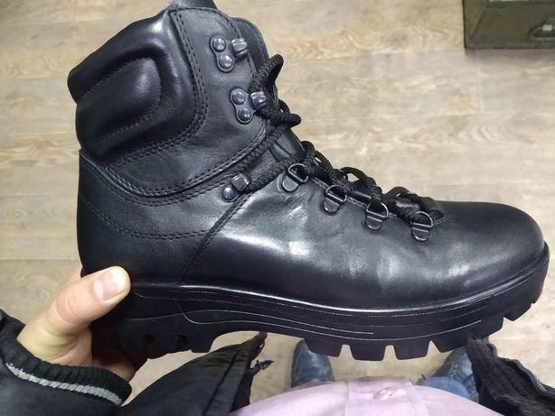 Трекинговые ботинки Мангуст BIZON Россия, натуральная кожа