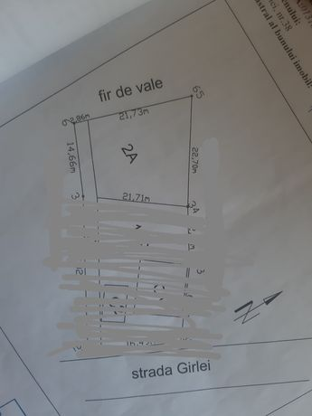 Teren de Vanzare Intravilan 424mp