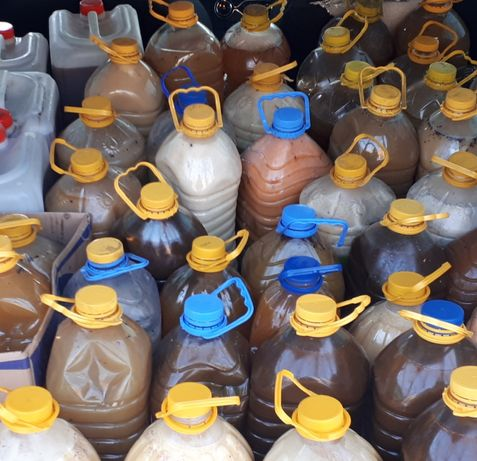 утилизирую масло растительное, жиры после жарки, гриля, фритюра.