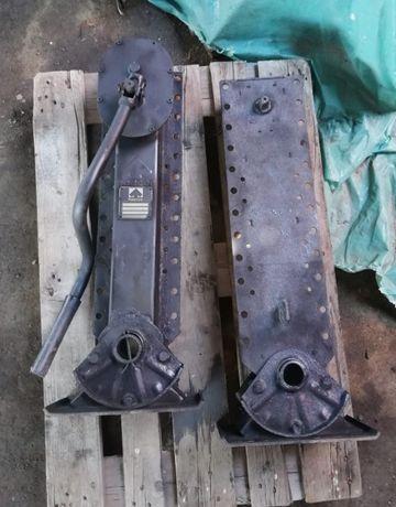 Picioare de sustinere HAACON si JOST pentru semiremorci