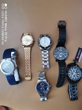 Лот часовници Seiko /Citizen /Adidas /Le Cooper /Petronas/Curren