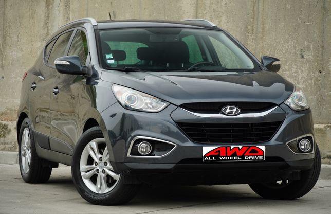 Hyundai IX35 Business Edition - 4x4 AWD-2.0 CRDi-136 CP1-2011