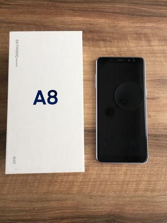 Продам на запчасти сломанный Samsung Galaxy A8