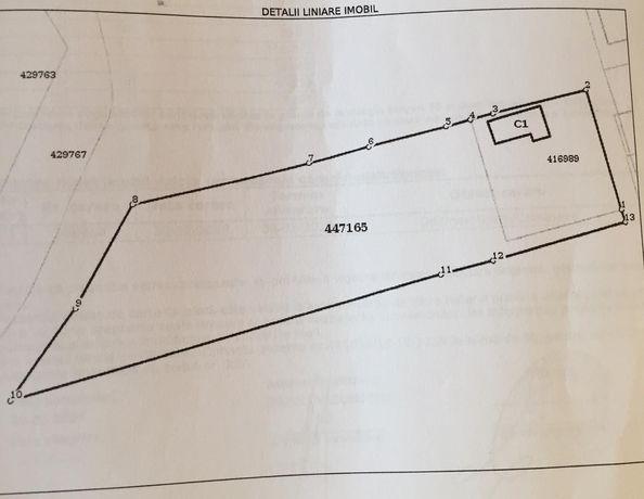 Proprietar - Vand teren și casa Zona Plopi - Timisoara