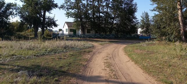 Дом в селе Акимовка