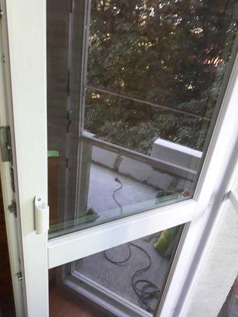 Salamander врата, 5 камерна, 4 сезона, зелено стъкло, крило в крило
