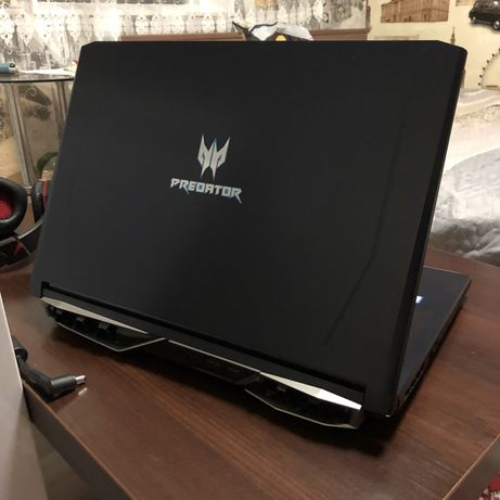 Игровой ноутбук Acer Predator Helios 500