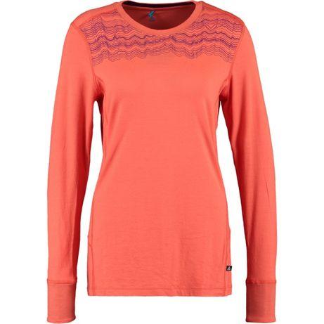 НОВА! Odlo дамска тениска 100% вълна (L и XL)