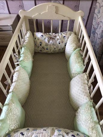 Кровать манеж детский