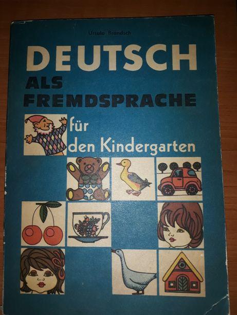 Deutsch als fremdsprache fur den Kidergarten- Ursula Brandsch