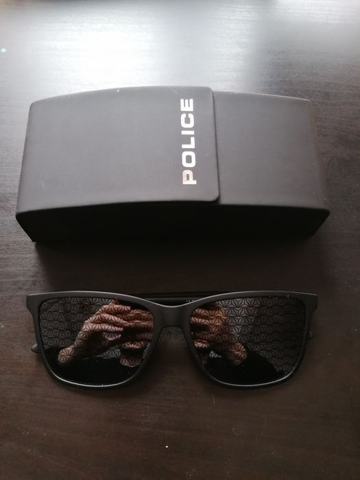 Ochelari de soare Police ultra uv protective - model oglinda geometric Bucuresti - imagine 1