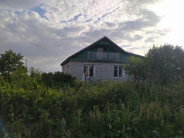 Продам дом с. Верхний Бурлук