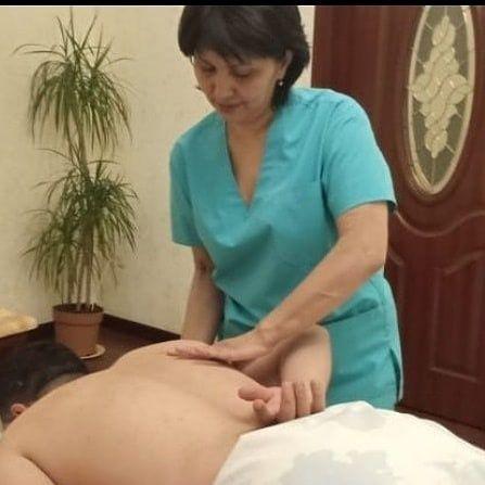 Профессиональный массаж на дому и с выездом