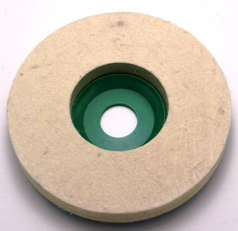 Disc pasla cu suport pentru flex 125mm de 15 mm grosime