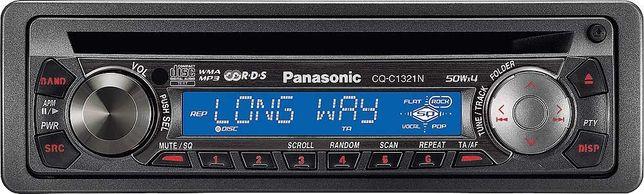 Автомобильный CD-MP3-WMA-ресивер Panasonic CQ-C1321N