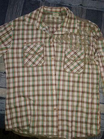 Риза карирана