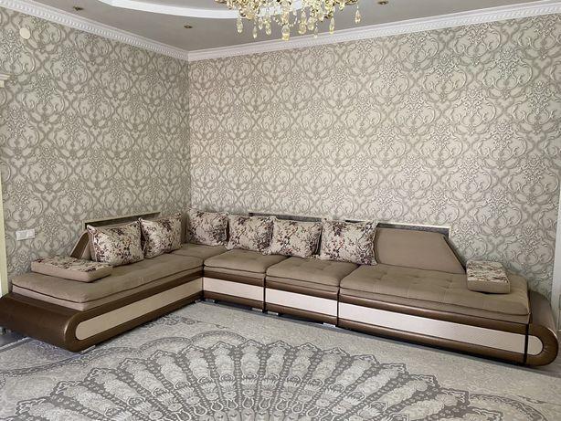 Продаю диван с чехолом, пр. Турция