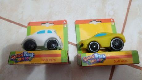 Masinute bebelusi Soft Cars