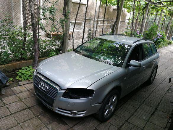 Audi a4 b7 3.0TDI Quattro на части