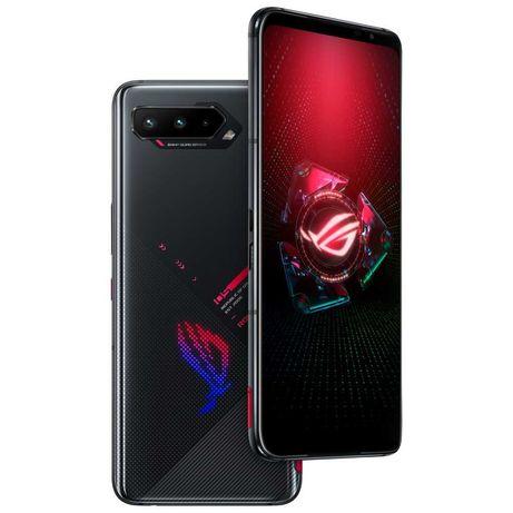 В наличии! Мощная версия! ASUS ROG Phone 5 16/256GB Phantom Black
