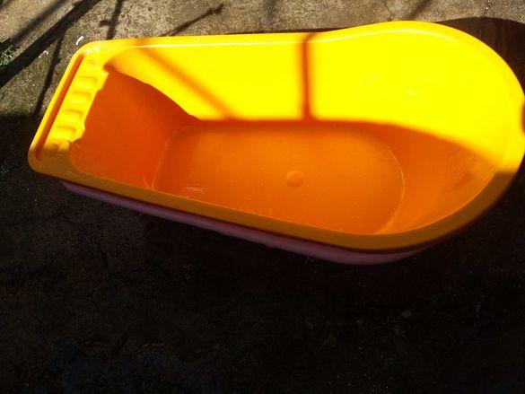 вана за къпане - корито