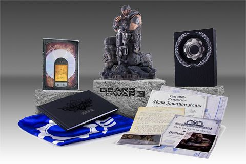 Gears of War Epic Edition / Collector's edition