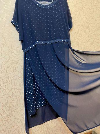 Платье (весна-лето) размер 48-50