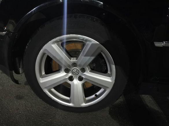 Джанти 18 Audi VW Phaeton A8 A6 A4 Passat ауди 5х112 5x112 зимни гуми