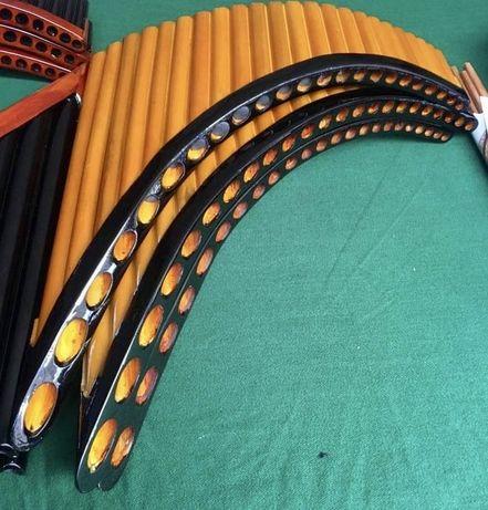Nai acordabil din bambus 23 tuburi