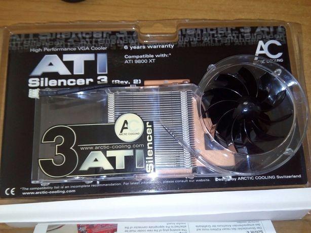 cooler ( racitor si ventilator ) placa video