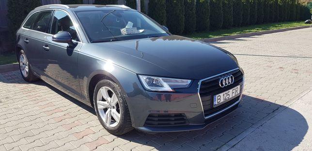 ( Proprietar ) Audi A4 / 2017 / 2.0 150CP, Euro 6/ S tronic / Full Pi