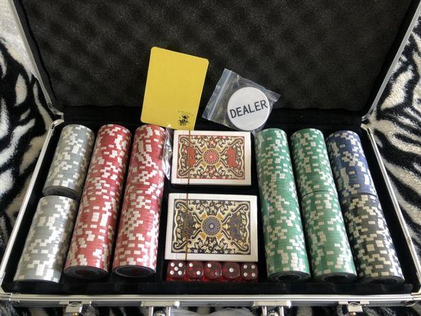 Кейс с покером 300фиш игра семейная