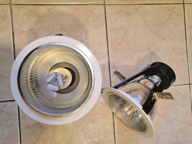 2 lampi încastrabile