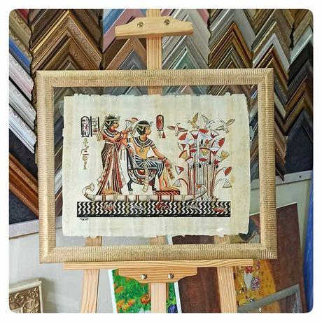 Багетная мастерская, рамки для  икон, папирусов, картин, мозаек, репрд