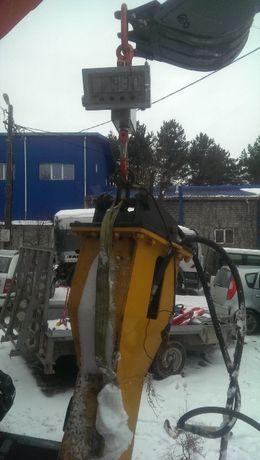 picon ciocan hidraulic 430 kg ptr bulexcavator terex,MF,fermec