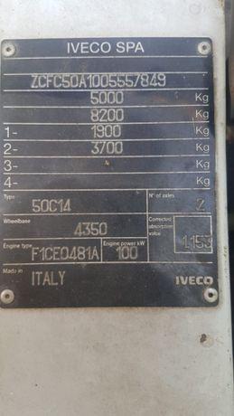 Motor si cutie Iveco Daily 3.0hpi / 100kw, cod F1CE0481A cu PROBA!