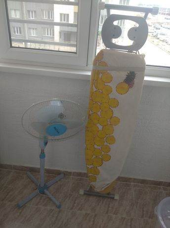 Продам вентилятор и гладильная доска
