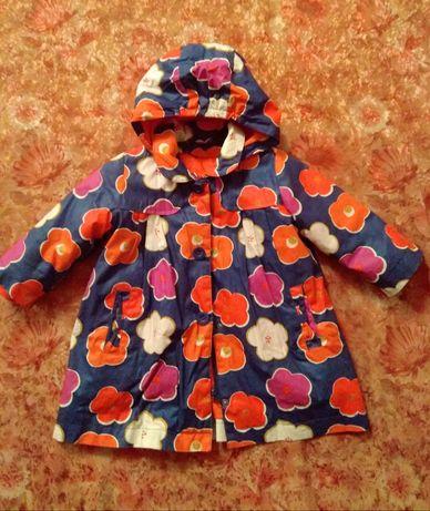 Продам демисезонную куртку на девочку. Размер 81 см.
