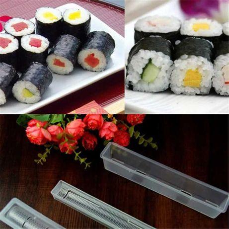 Ново! Комплект от 3 части за направа на суши у дома.
