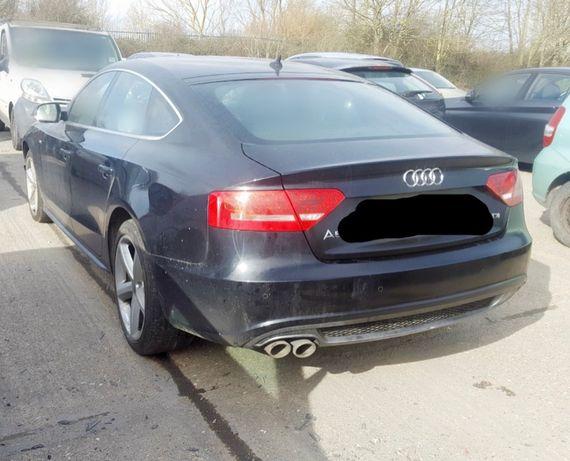 Audi a5  sportback само на части 2,7tdi 3,0tdi 2.0tdi coupe и sportbac