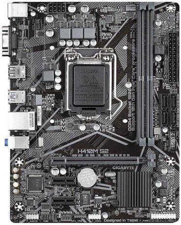 Материнская плата Gigabyte H410M S2 V2 MB Socket1200
