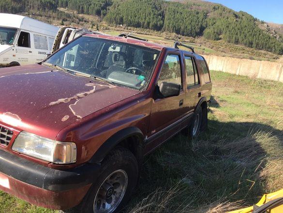 Opel Frontera 2.0i 2.3td