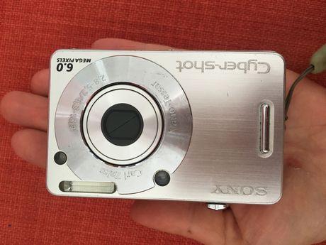 Aparat foto digital Sony DSC-W50