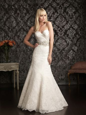rochie mireasa allure bridal norocoasa