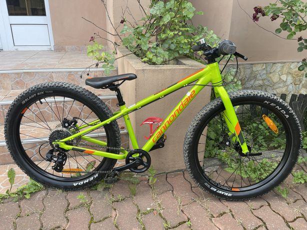 Bicicleta copii Cannondale 24 inch frane pe disc