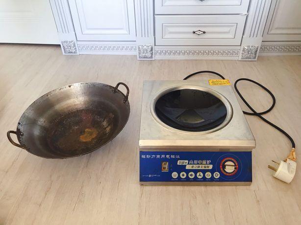 Продам электрическая плита для дома или кафе