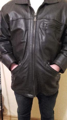кожено яке -естествена кожа
