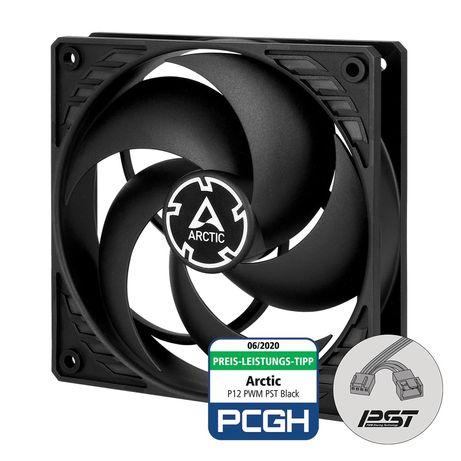 Вентиляторы Arctic Cooling P12 PWM PST